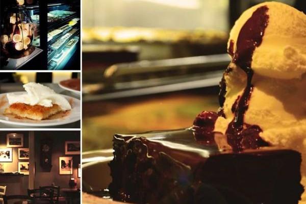 Το Σερμπετόσπιτο της Νάνσυ: Είναι το μέρος με τα καλύτερα γλυκά στην πόλη;