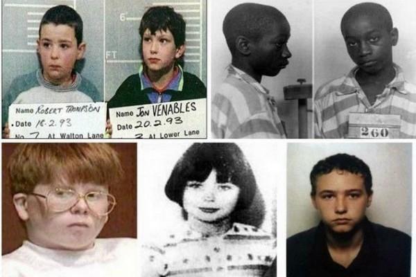 ΑΝΑΤΡΙΧΙΑΣΤΙΚΟ: 10 φρικιαστικά εγκλήματα που έγιναν από παιδιά και καταδικάστηκαν σε ισόβια!