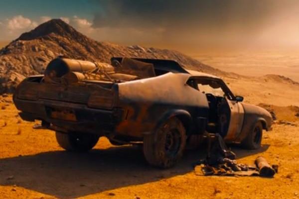 «Τρελό!» Το αυτοκίνητο του MAD MAX προς πώληση. Δες το εδώ!