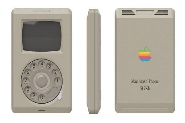 ΕΠΟΣ: Έτσι θα ήταν το iPhone αν είχε δημιουργηθεί στα 80s! (PHOTOS)