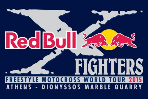 Το Red Bull X-Fighters στην Αθήνα! / Red Bull X-Fighters Αθήνα 2015