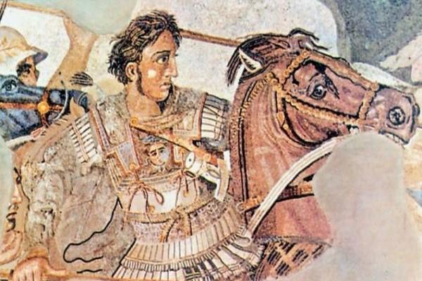 Σαν σήμερα γεννήθηκε ο Μέγας Αλέξανδρος!