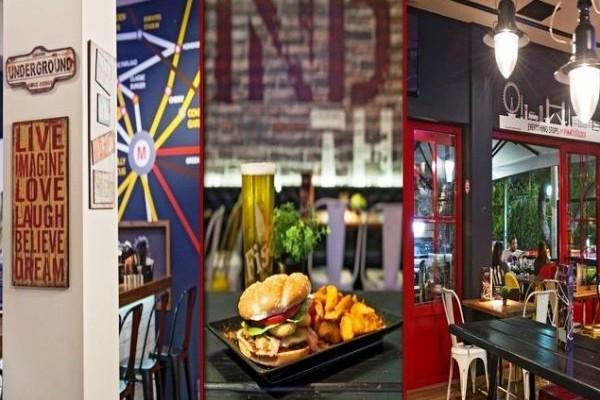 Mind the pub: H σύγχρονη και... ελληνική εκδοχή της βρετανικής pub, στην Ηλιούπολη!