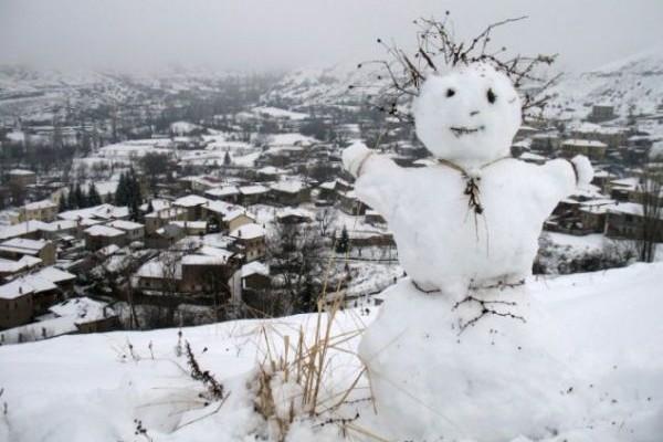 Μπήκε ο χειμώνας για τα καλά: Που θα πέσουν σήμερα τα πρώτα χιόνια;