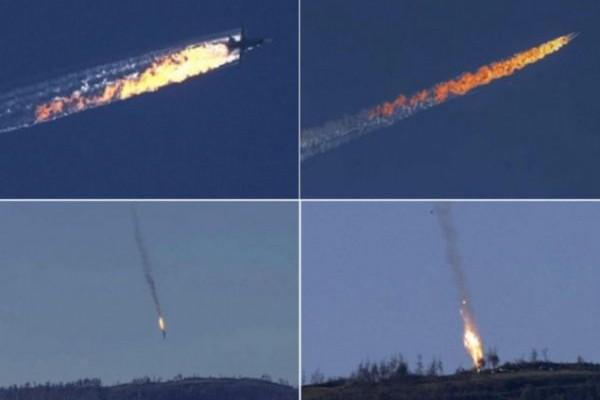 Ντοκουμέντο: Τι είπε ο Τούρκος πιλότος στον Ρώσο λίγο πριν την κατάρριψη του αεροσκάφους; (VIDEO)