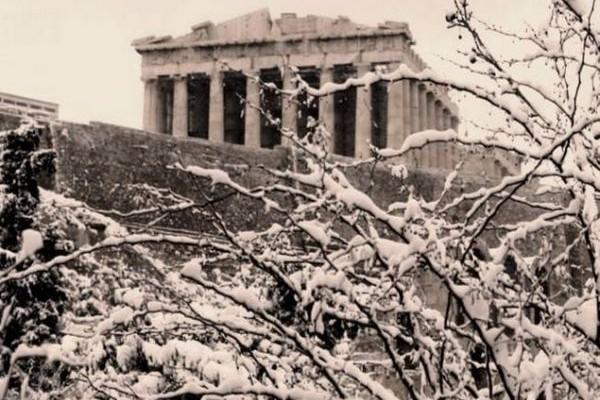 Η πιο ψυχρή Πρωτοχρονιά όλων των εποχών στην Ελλάδα: Τί συνέβη το 1983 και στους  πόσους βαθμούς είχε πέσει το θερμόμετρο;