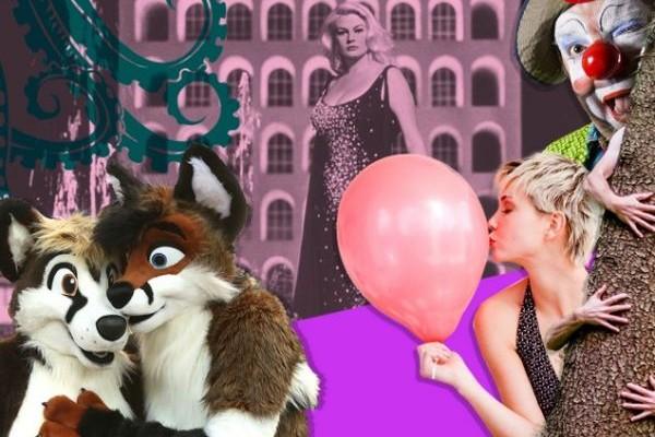 Γουνάκια, μπαλόνια και… δεντροφιλία: Τα 10 πιο περίεργα ερωτικά φετίχ! (PHOTOS)