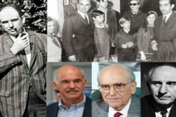 Τα διαζύγια της οικογένειας Παπανδρέου και τα…ροζ σκάνδαλα!