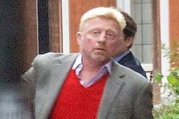 Έτρεχε... και δεν έφτανε ο Boris Becker: Τι συνέβη με την πανάκριβη σπορ Μερσεντές του; (PHOTOS+ VIDEOS)