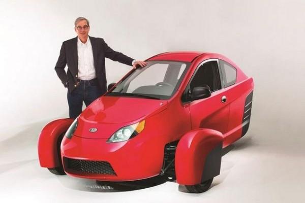 Αυτό είναι το «διαστημικό» αυτοκίνητο που θα κοστίζει 5.900 ευρώ και θα έχει μηδαμινή κατανάλωση!