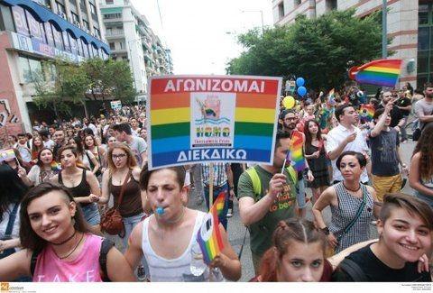 Διαμαρτυρία στο Σύνταγμα κατά της βίας σε βάρος ομοφυλοφίλων στη Ρωσία!