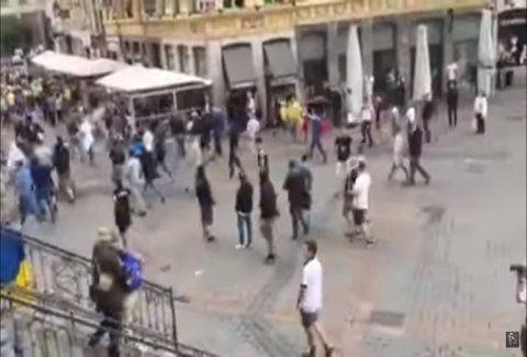 Νέο ξύλο στη Γαλλία! Γερμανοί και Ουκρανοί στα χέρια (VIDEO)