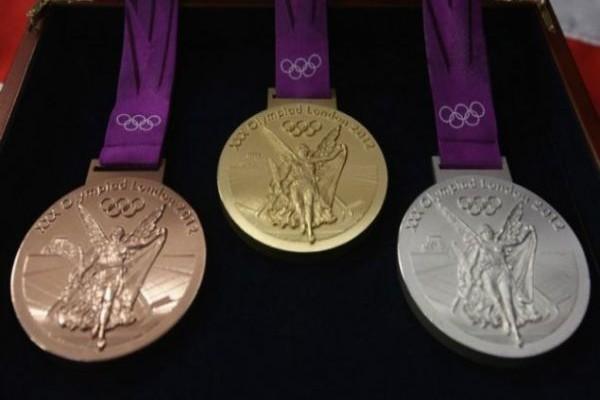 Φανταστικά: Αυτά είναι τα μετάλλια των Ολυμπιακών Αγώνων του Ρίο! (PHOTOS)