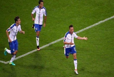 Forza Italia για κούπα! Έδειξε τις διαθέσεις της η Εθνική Ιταλίας... (VIDEO)