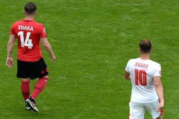Η Φωτογραφία της Ημέρας: Xhaka εναντίον Xhaka! Δυο αδέρφια, δυο χώρες, ένα σπουδαίο ποδοσφαιρικό ραντεβού!