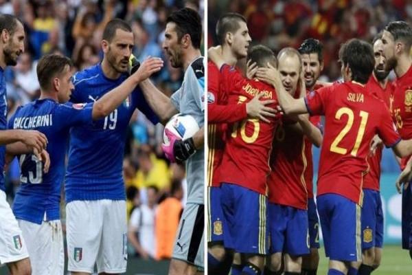 Euro 2016: Το απόλυτο ντέρμπι και το ξεκάθαρο φαβορί! Τα δύο σημερινά ματς για τη φάση των