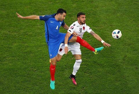 Δεν άντεξε! Ήττα στο φινάλε για την Αλβανία από την Γαλλία! Δείτε το νικητήριο γκολ των Γάλλων! (VIDEO)