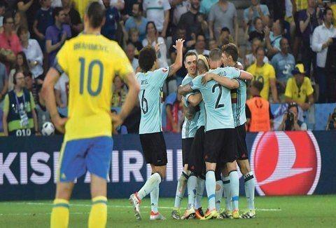 Αντίο, παιχταρά... Το Βέλγιο τελείωσε άδοξα τον Ζλάταν!