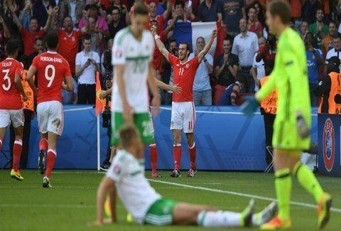 Μένει... Ευρώπη η Ουαλία! Νίκη - πρόκριση με ηγέτη Μπέιλ