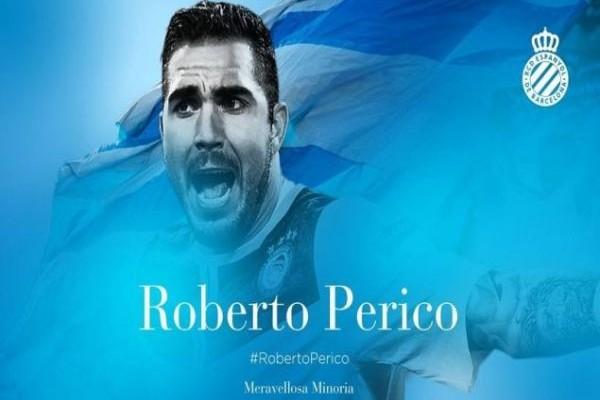 Επίσημα παρελθόν από τον Ολυμπιακό ο Ρομπέρτο! Ανακοινώθηκε από την Εσπανιόλ...