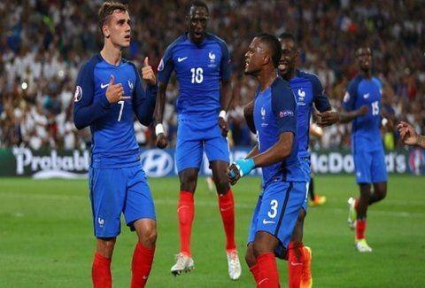 Μνημόνιο Γκριεζμάν! Η Γαλλία στον τελικό, οι Γερμανοί σπίτι τους...