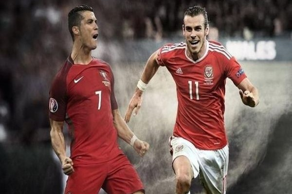 Δύο φιλαράκια για ένα εισιτήριο! Πορτογαλία και Ουαλία για μια θέση στον τελικό!