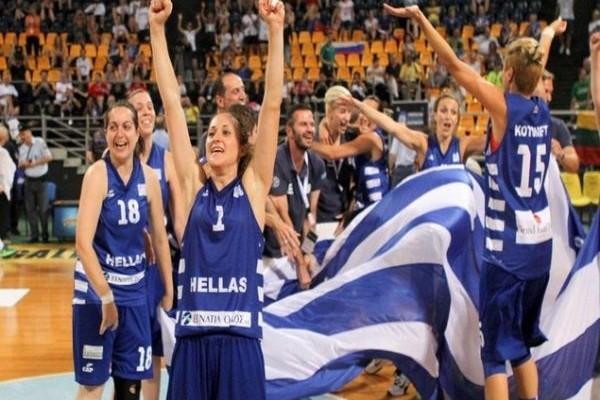 Χίλια μπράβο: Πρωταθλήτρια Ευρώπης η Εθνική κωφών γυναικών!
