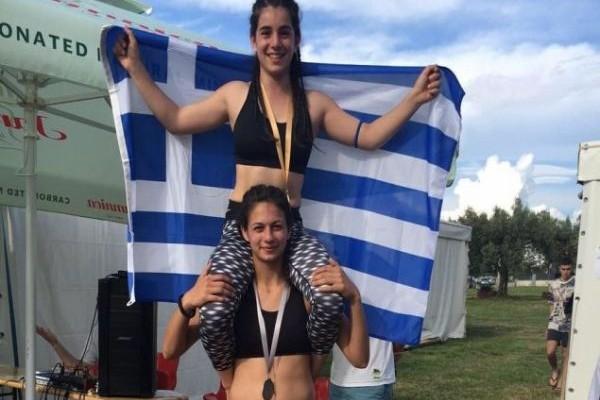 Χίλια μπράβο! Παγκόσμια Πρωταθλήτρια στα 16 της και μαθήτρια του 19,5 η Κομοτηναία, Αθηνά Γιαγτζόγλου!