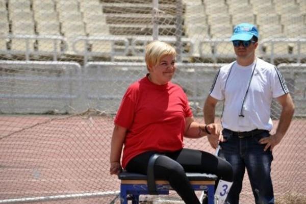 Χίλια μπράβο! Η Ανθή Λιάγκου έκανε παγκόσμιο ρεκόρ στην δισκοβολία στο πρωτάθλημα ΑμεΑ!