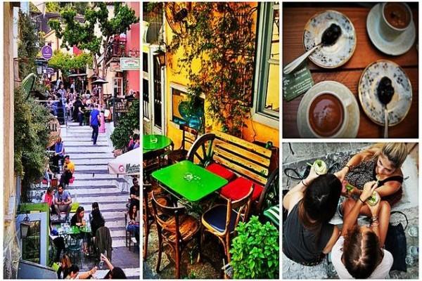 Γιασεμί: Στα σκαλάκια της Μνησικλέους συναντάς το πιο ρομαντικό cafe της Αθήνας!