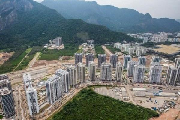 Υπάρχουν και χειρότερα: Σε τραγική κατάσταση το Ολυμπιακό χωριό στο Ρίο δέκα μέρες πριν την έναρξη της Ολυμπιάδας!