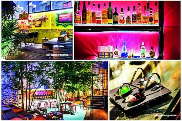 Ένα από τα πιο ιδιαίτερα bar της Αθήνας: Το AthensMagazine.gr σας οδηγεί εκεί όπου τα cocktails γίνονται πραγματική... επιστήμη!