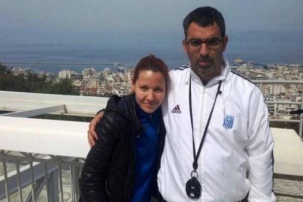 Ξεφτίλα! Χωρίς τον προπονητή της στο Ρίο η Σοφία Ρήγα για... 1.200 ευρώ