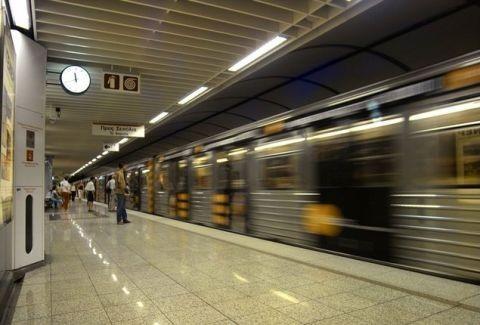 Ένα βαγόνι γεμάτο νεκρούς στο Μετρό της Αθήνας...