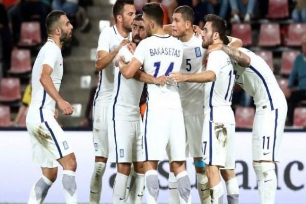 Δείτε εδώ ελεύθερα και εντελώς δωρεάν τον αγώνα της Εθνικής με το Γιβραλτάρ!