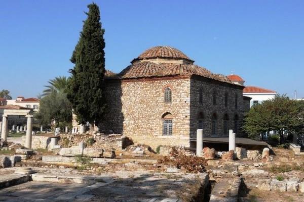 Φετιχιέ Τζαμί: Τι μοναδικό θα γίνει στη Ρωμαϊκή Αγορά έως το Νοέμβριο