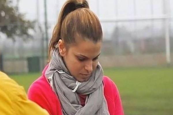 Έγραψε ιστορία! Αυτή είναι η πρώτη Ελληνίδα προπονητής σε αντρική ομάδα (video)