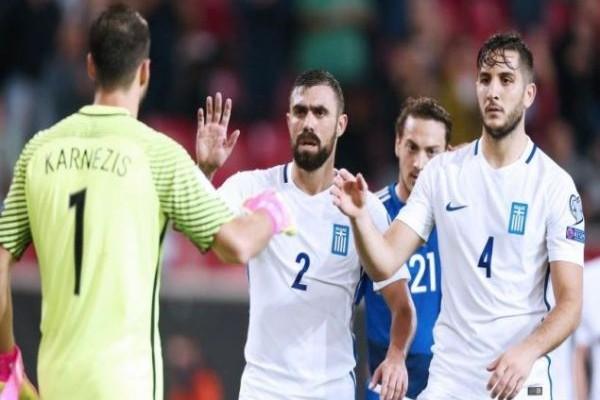 Μόνο νίκη: Για το διπλό πρόκρισης στην Εσθονία η Εθνική! Τα πλάνα του Σκίμπε...