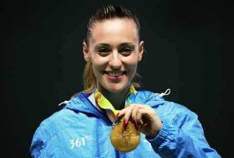 Πήρε το χρυσό στο Παγκόσμιο Κύπελλο η Κορακάκη!