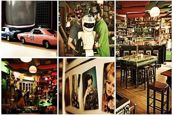 Ένα cafe διαφορετικό από τα άλλα: H πιο καλτ και παιχνιδιάρικη σπιτική γωνιά της Αθήνας βρίσκεται στο Παγκράτι!