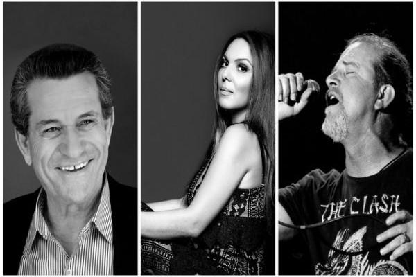 Γιώργος Μαργαρίτης, Νίκος Ζιώγαλας, Ελεάνα Παπαϊωάννου: Μουσικό ραντεβού στις Γραμμές!
