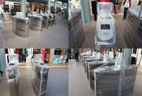 Κάτι καινούριο τοποθετήθηκε από σήμερα στο Μετρό της Αθήνας! Δείτε τι είναι και πώς θα λειτουργήσει το νέο σύστημα! (Photos)