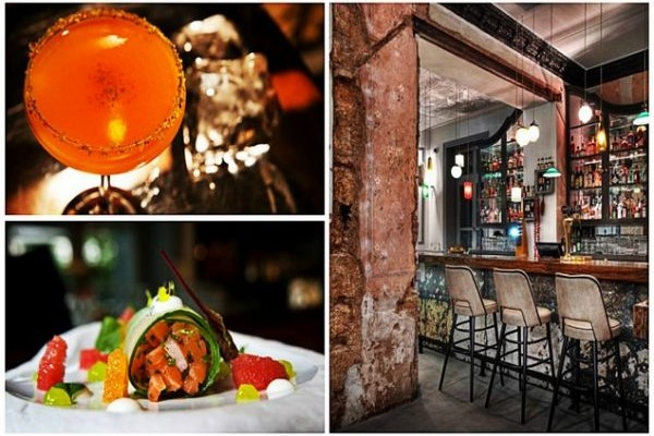 The Dalliance House: Ένα υπέροχο ταξίδι στις γεύσεις του παρελθόντος και του μέλλοντος της Κηφισιάς!