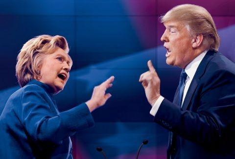 Αποτελέσματα εκλογές ΗΠΑ 2016: Μεγάλη ανατροπή - Σε ποιες πολιτείες προηγείται ο Τραμπ!