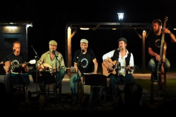 Αυθεντικό ρεμπέτικο από αυθεντικούς Ευρωπαίους: Μια ξεχωριστή μουσική βραδιά στο Χυτήριο!
