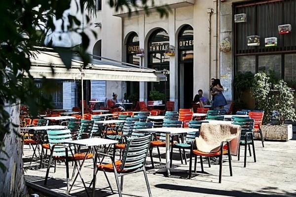 Έρχεται το νέο Τηνιακό: Τι θα ανοίξει στη θέση του θρυλικού καφενείου στην λεωφόρο Αλεξάνδρας;
