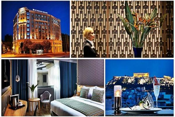Wyndham Grand Athens: Το ολοκαίνουριο ξενοδοχείο στην πλατεία Καραϊσκάκη!