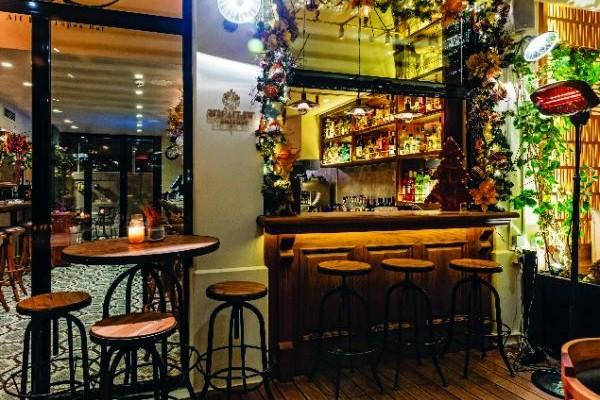 Cepillo: Φέρνει αέρα και γεύσεις... Ισπανίας στην Κηφισιά!