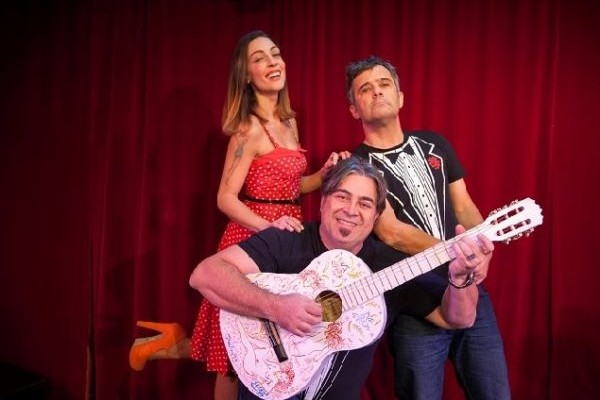 Το ντουέτο του χιούμορ και της χαράς ξαναχτυπά: «Δεν υπάρχει κράτος, μαντάμ!» στο Γυάλινο Μουσικό Θέατρο