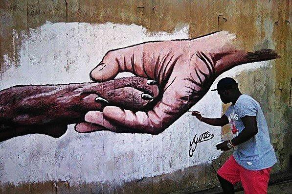 Στο Πέραμα υπάρχει ένα από τα πιο όμορφα γκράφιτι της Ελλάδας! (Photos)